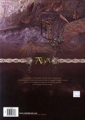 Les arcanes d'Alya t.1 ; la chasseresse écarlate - 4ème de couverture - Format classique
