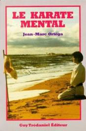 Le karaté mental - Couverture - Format classique