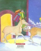 Le retard du père noël - 4ème de couverture - Format classique