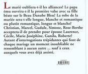 Le Mariage Illustre De A A Z - 4ème de couverture - Format classique