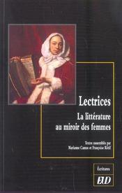 Lectrices ; la littérature au miroir des femmes - Intérieur - Format classique