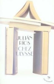 Chez ulysse - Couverture - Format classique