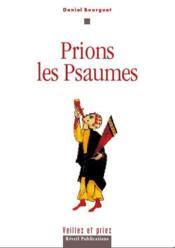 Prions les psaumes - Couverture - Format classique