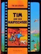 Tim und Struppi ; Tim und des haifischsee - Couverture - Format classique