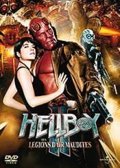 Hellboy Ii, Les Légions D'Or Maudites - Couverture - Format classique