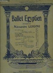 Ballet Egyptien - Couverture - Format classique