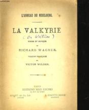 La Valkyrie - Couverture - Format classique