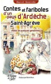 Contes et fariboles du pays de st Agrève - Couverture - Format classique