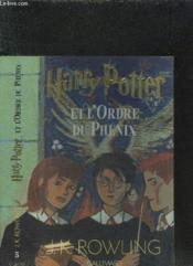 Harry Potter T.5 ; Harry Potter et l'ordre du phénix - Couverture - Format classique