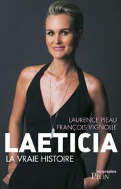Laeticia, la vraie histoire - Couverture - Format classique