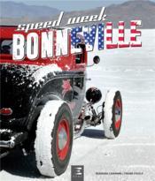 Speed week Bonneville - Couverture - Format classique