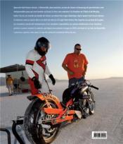 Speed week Bonneville - 4ème de couverture - Format classique