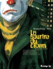 Le sourire du clown t.1 - Couverture - Format classique