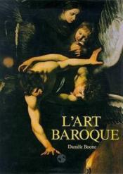L'art baroque - Couverture - Format classique