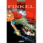 Finkel t.3 ; genos - Couverture - Format classique