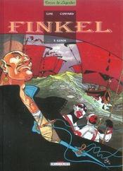 Finkel t.3 ; genos - Intérieur - Format classique