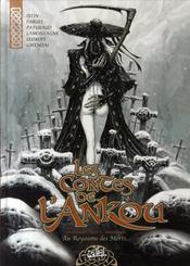 Les contes de l'Ankou t.3 ; au royaume des morts - Intérieur - Format classique