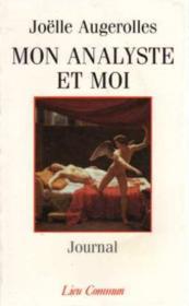 Mon Analyste Et Moi : Journal - Couverture - Format classique
