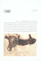 Badaire, Dans Cette Rigueur - 4ème de couverture - Format classique