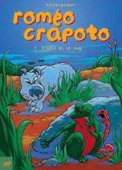 Romeo Crapoto T.1 ; Albert Et Le Loup - Couverture - Format classique
