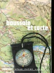 Boussole Et Carte - Couverture - Format classique