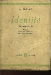 Identite - Wasteland - Couverture - Format classique