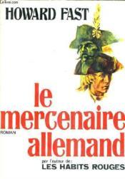 Le Mercenaire Allemand. - Couverture - Format classique