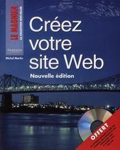 Créer votre site web (édition 2007) - Intérieur - Format classique