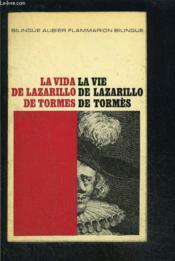 La Vie De Lazarillo De Tormes- Collection Bilingue Aubier N°3 - Couverture - Format classique