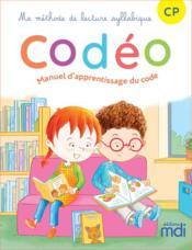 Codéo ; CP ; manuel d'apprentissage du code (édition 2021) - Couverture - Format classique