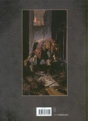 Bouncer t.4 ; la vengeance du manchot - 4ème de couverture - Format classique