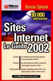 E-poche ; sites web guide 2002 - Couverture - Format classique