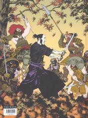 Les contes du 7e souffle t.1 ; Aohige - 4ème de couverture - Format classique