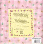 Le secret de la fée Lili-Rose - 4ème de couverture - Format classique