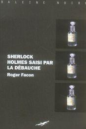 Sherlock Holmes saisi par la débauche - Intérieur - Format classique