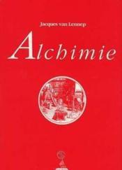 Alchimie - Couverture - Format classique
