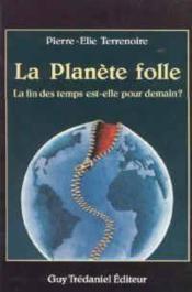 La Planete Folle - Couverture - Format classique