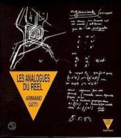 Les Analogues Du Reel - Couverture - Format classique