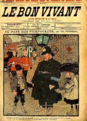 Le bon vivant n°374 Au pays des pickpockets - Couverture - Format classique