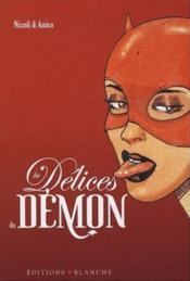 Les délices du démon - Couverture - Format classique