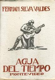 Agua Del Tiempo - Couverture - Format classique