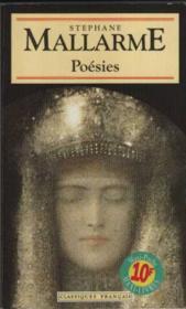Poésies - Couverture - Format classique