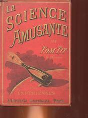 La Science Amusante - Couverture - Format classique