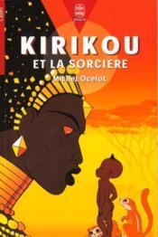 Kirikou et la sorciere - Couverture - Format classique