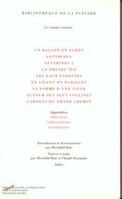 Oeuvres complètes ; t.2 - 4ème de couverture - Format classique