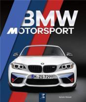 BMW motorsport - Couverture - Format classique