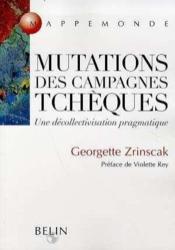 Campagnes tcheques 45-95 - Couverture - Format classique