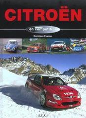 Citroën en compétition - Intérieur - Format classique