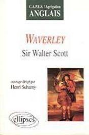 Waverley Sir Walter Scott Capes/Agregation Anglais - Intérieur - Format classique