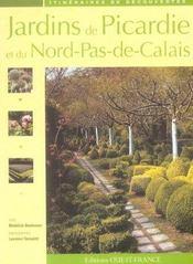 Jardins de Picardie et du Nord-Pas-de-Calais - Intérieur - Format classique